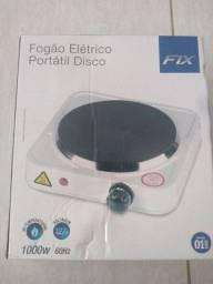 Fogão elétrico portátil disco