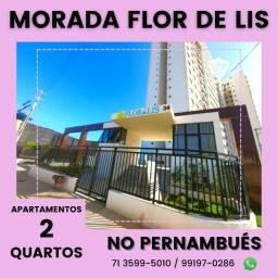 Título do anúncio: Morada Flor de Lis - Pernambués, 2/4 (1 suíte) - Grande Oportunidade