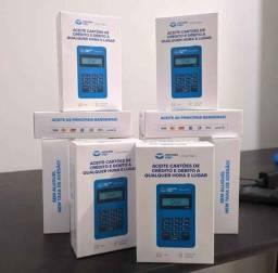 Título do anúncio: MaQuininha Viiaa Bluetooth do Mercado Pago aceita todos os cartoes