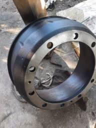 2 Tambor de freio mercedes 1113 .1214