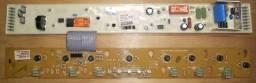 Placa Eletrônica Lavadora Roupas Brastemp BWQ24