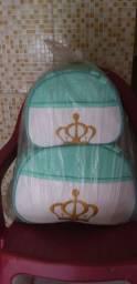 Bolsas pra bebê nova..nunca foi usada apenas 60 reais