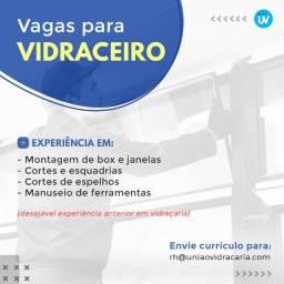 Vaga de vidraceiro - Rio de Janeiro