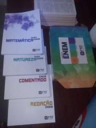 Kit Cadernos Enem FTD Novos