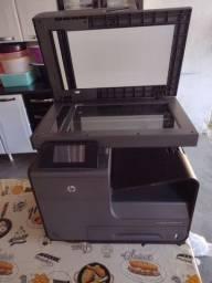 Impressora Hp officejet pro x476dw MPF semi-nova