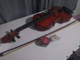 Oportunidade, Violino