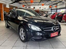 Título do anúncio: Mercedes-Benz C180 - 2015 - Ainda Pode Ser Sua!
