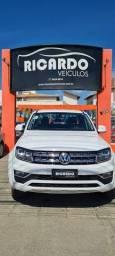 Amarok Highiline 2.0 Diesel 4x4 automática ano 2019/2019