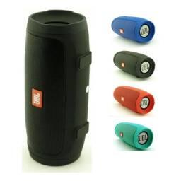 Caixa caixinha som JBL Charge 3 mini com Bluetooth