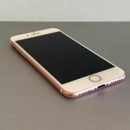 IPhone 7 rose 128 giga Vitrine