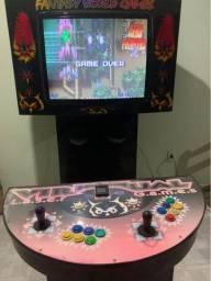 Torro Fliperama arcade original grande 29? Neo Geo