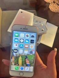 iPhone 7 Novinho Completo Entrego