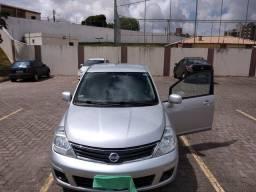 Nissan Tiida com GNV 2013