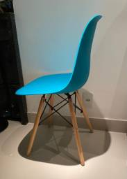 CONJUNTO de Cadeira Charles Eames - SEMI-NOVAS