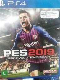 PES 19 PS4