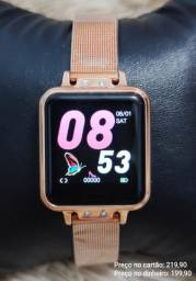 Relógio feminino digital Zeblaze importado premium