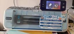 Título do anúncio: Maquina de corte - ScanNcut CM 650W