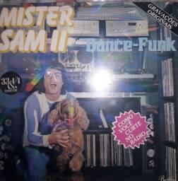 Mister Sam 2 - Dance Funk Lp Disco Vinil