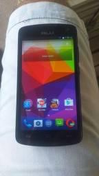 Blu celular novo