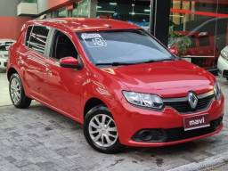 Título do anúncio: Renault Sandero SANDERO EXPRESSION FLEX 1.0 12V 5P FLEX MAN