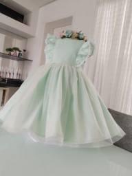 Aluguel de vestido 1 a 2 anos