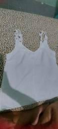 Blusa branca kokid P