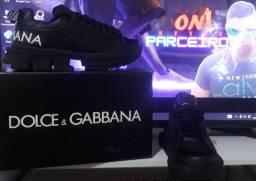Tênis Dolce e Gabbana
