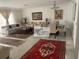 Título do anúncio: Apartamento com 4 dormitórios à venda, 257 m²- Gonzaga - Santos/SP