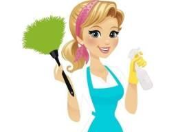 Título do anúncio: Diarista (limpeza)