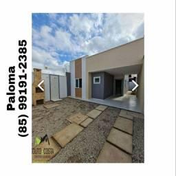 Não perca essa chance de adquirir sua casa própria com uma boa localização em Pedras.