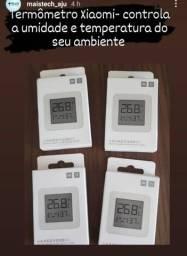 Título do anúncio: Termômetro + marcador de umidade original xiaomi