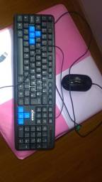 Mouse + Teclado