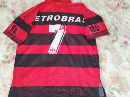 Camisa do Flamengo 1995