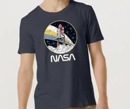Camiseta Com Estampa Nasa Hering