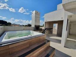 Cobertura à venda com 4 dormitórios em São luiz, Belo horizonte cod:CO0002_DISTRL