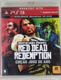 Título do anúncio: RED DEAD REDEMPTION PS3