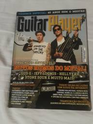 Revista Guitar Player Avenged Sevenfold