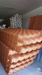 Título do anúncio: Telha de PVC Colonial Cerâmica