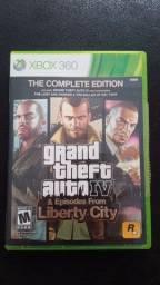 GTA IV x box 360 & episódios com liberto city