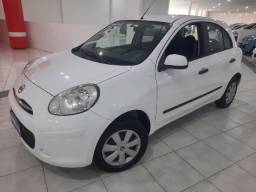 Nissan March S 1.0 Completo 2012