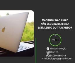 Assistência Técnica Macbooks Apple