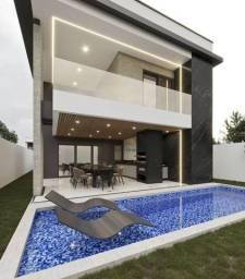 Título do anúncio: Casa com 4 dormitórios à venda, 283 m² por R$ 1.250.000,00 - Centro - Eusébio/CE