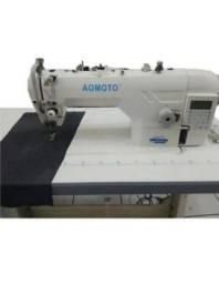 Máquina de costura reta eletrônica semi nova direct drive