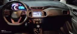 Chevrolet onix 1.4 MPFI effect, kit gás, ano 2018. Apenas 50.000km