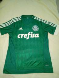 Camiseta do time Palmeiras