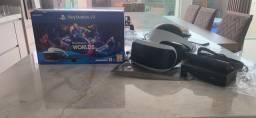 Playstation VR WORLDS NOVO NA CAIXA COM NOTA