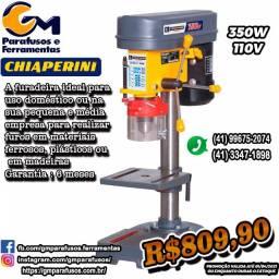Furadeira de bancada Chiaperini 13mm 350W