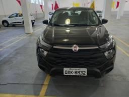 Fiat Toro Endurance flex 2020 Preta