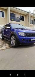 Ford ranger xls 2.5 4x2 flex-gnv
