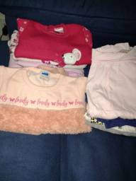 Combo roupas bebê